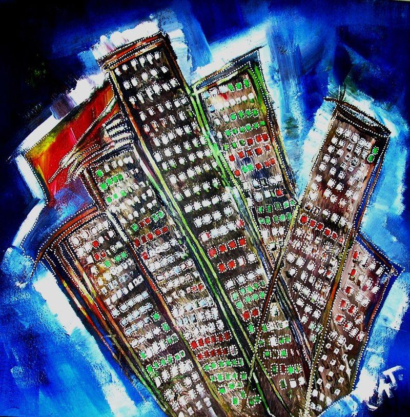 La ville possédée